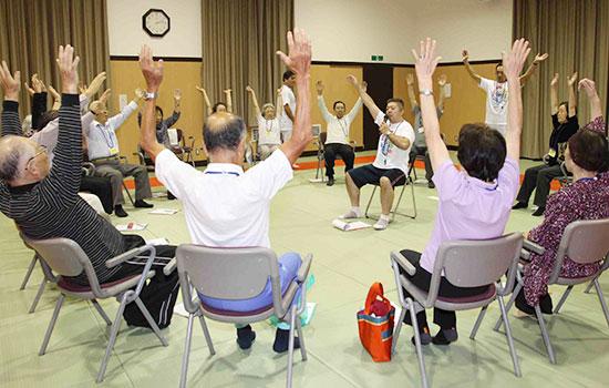 日本機能訓練指導員協会